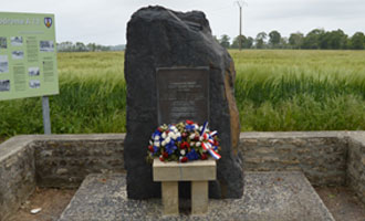 Advanced Landing Group A13 Monument