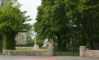 Hermanville War Cemetery