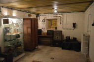 Inside Hillman Suffolk Regiment Bunker