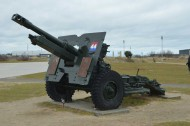 25 Pounder Juno Beach Centre