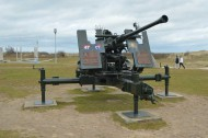 40mm Bofors at Juno Beach Centre