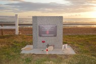 LCH 185 Memorial, Lion-sur-Mer, Normandy