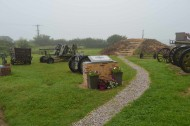 Maisy Battery memorials and cannons