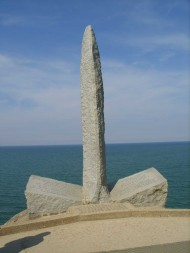 The Ranger - Pointe du Hoc