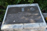 Saint-Aubin Sur Mer Acadiens Memorial Plaque