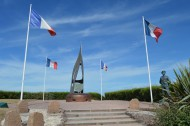 La Flamme Memorial, Sword Beach