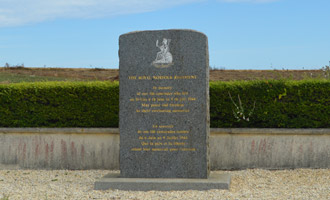 The Royal Norfolk Regiment Memorial