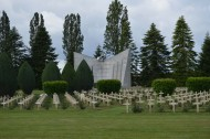 Urville-Langannerie Polish Military Cemetery - Memorial and graves